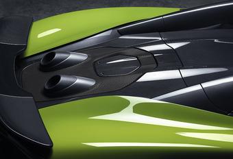 McLaren 600LT Spider wordt vijfde Longtail #1