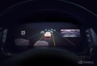 CES 2019 – Nvidia Drive Autopilot: chip voor autonoom rijden 2+ #1