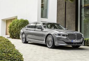 Facelift BMW 7 Reeks haalt een frisse neus #1