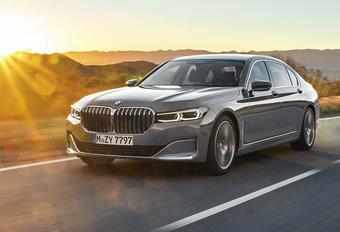 BMW Série 7 : rhinoplastie et compagnie #1