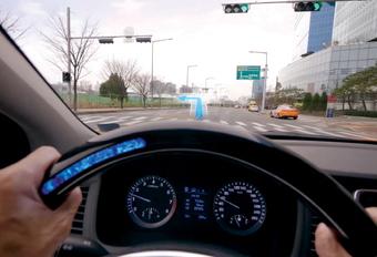 Hyundai: rijhulpsystemen voor doven en slechthorenden #1