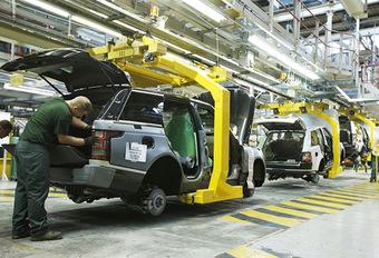 Jaguar & Land Rover : 4500 emplois supprimés #1