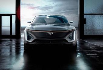 Cadillac EV Concept: Het elektrische voortouw nemen #1