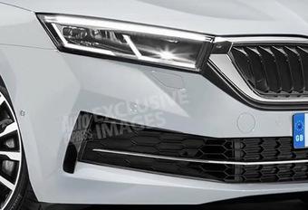 Škoda Octavia : une mutation en coupé-berline en 2019 ? #1