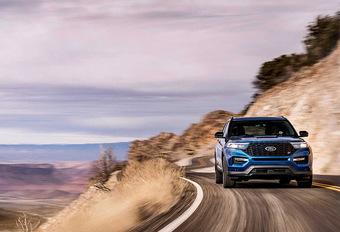 Ford Explorer ST: kwaad beestje #1
