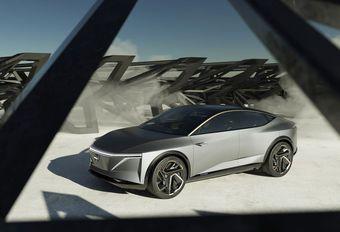 Nissan IMs Concept : berline sportive surélevée #1