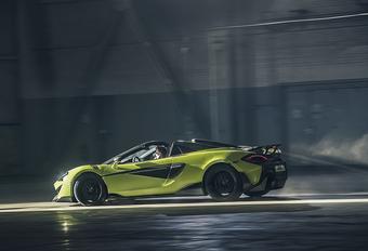 McLaren 600LT Spider: dit is hem! #1