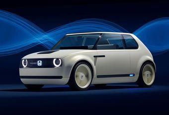 Honda présentera son électrique à Francfort #1