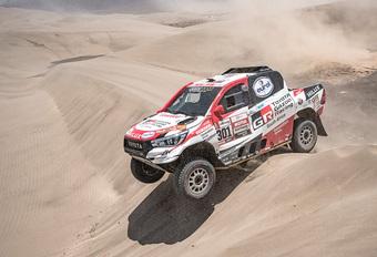Toyota wint met Belgische auto eindelijk ook de Dakar #1