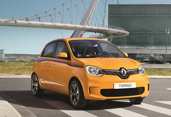 Renault Twingo facelift: technologisch up-to-date #1
