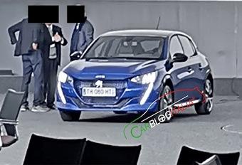 Peugeot 208: hij komt naar Genève #1