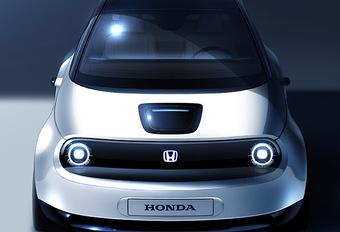 Honda Urban EV Concept: laatste concept in Genève #1