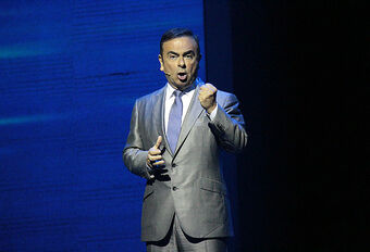 Carlos Ghosn a démissionné #1