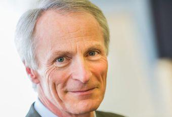 Jean-Dominique Senard, de nieuwe voorzitter van Renault #1