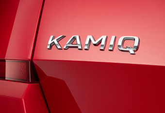 Škoda Kamiq : pour l'Europe #1