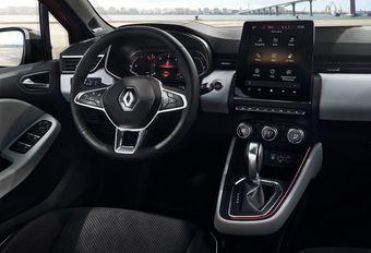 Renault Clio V gaat helemaal digitaal #1