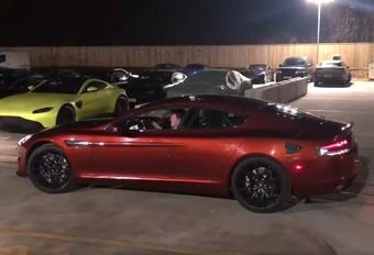 Aston Martin RapideE klaar om te rijden #1