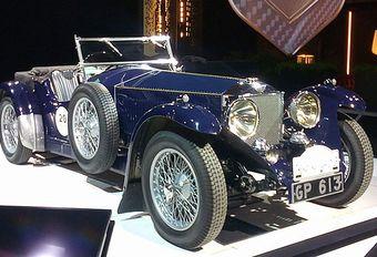 Invicta S33 : le bijou d'avant-guerre de Dream Cars #1