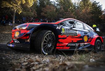Ogier en Neuville leveren heel spannende secondenstrijd in rally Monte-Carlo #1