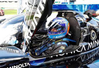 Alonso wint 24 Uur Daytona #1