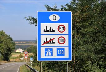 Les autoroutes allemandes ne seront pas limitées #1