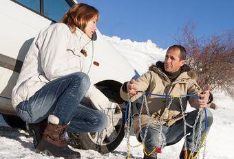 Road to Snow : partage de chaînes à neige #1