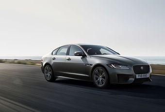Jaguar XF Diesel : déjà Euro 6d #1
