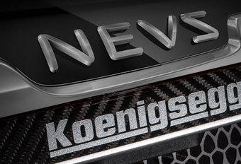 Partnerschap NEVS – Koenigsegg: voor de elektrische Saab 9-3? #1