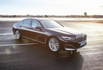 Facelift BMW 7 Reeks gaat hybride als 745e #1