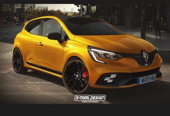 Geen nieuwe Renault Clio zonder hete RS #1