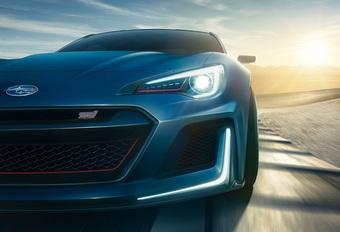 Subaru bevestigt komst nieuwe BRZ #1