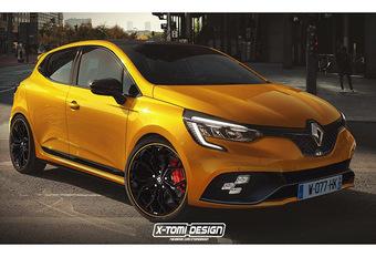 Renault Clio: nieuwe R.S. wordt een bommetje #1