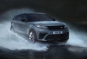 Range Rover Velar SVAutobiography raast er vandoor #1