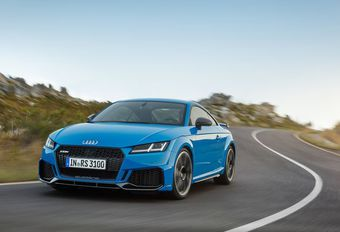 Audi TT RS : 400 ch #1