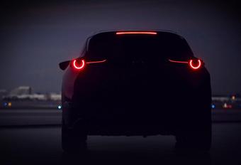 Mazda: nieuwe SUV in Genève #1