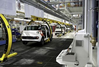 Essoufflement en vue pour l'industrie automobile ? #1