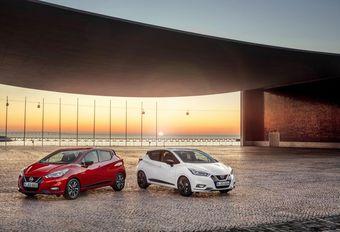Nouvelles motorisations pour la Nissan Micra #1