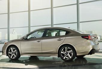 Subaru Legacy: zevende generatie #1