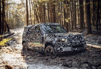 Jaguar Land Rover baisse la valeur de ses activités #1