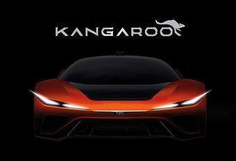 Giugiaro Kangaroo: elektrische hyper-SUV #1
