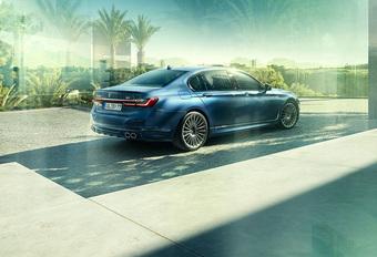 Facelift BMW 7 Reeks vervelt tot Alpina B7 #1