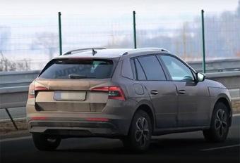 Škoda Kamiq : il se montre #1