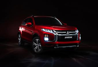 Mitsubishi ASX: facelift voor Genève #1