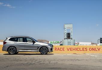 BMW X3 M nog krachtiger als Competition #1