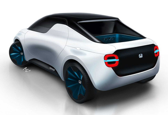 Honda Tomo Concept is elektrische micropick-up #1