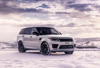 Range Rover Sport komt als mild hybride HST - update: Belgische prijs #1