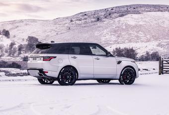 Range Rover Sport HST : mild hybrid #1