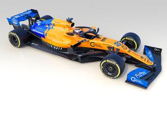 F1 2019: McLaren MCL34 doet het zonder Alonso #1