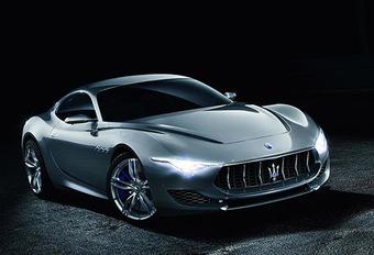 Maserati Alfieri beloofd voor 2020 #1