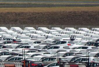 Ventes de voitures en Europe : -4,6 % en janvier #1